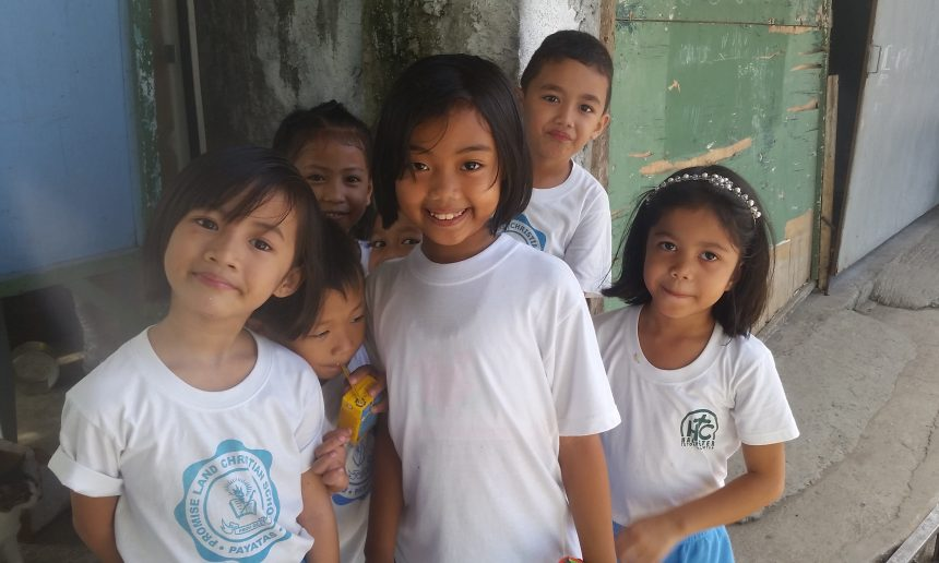 Payatas Promise Land Christian School