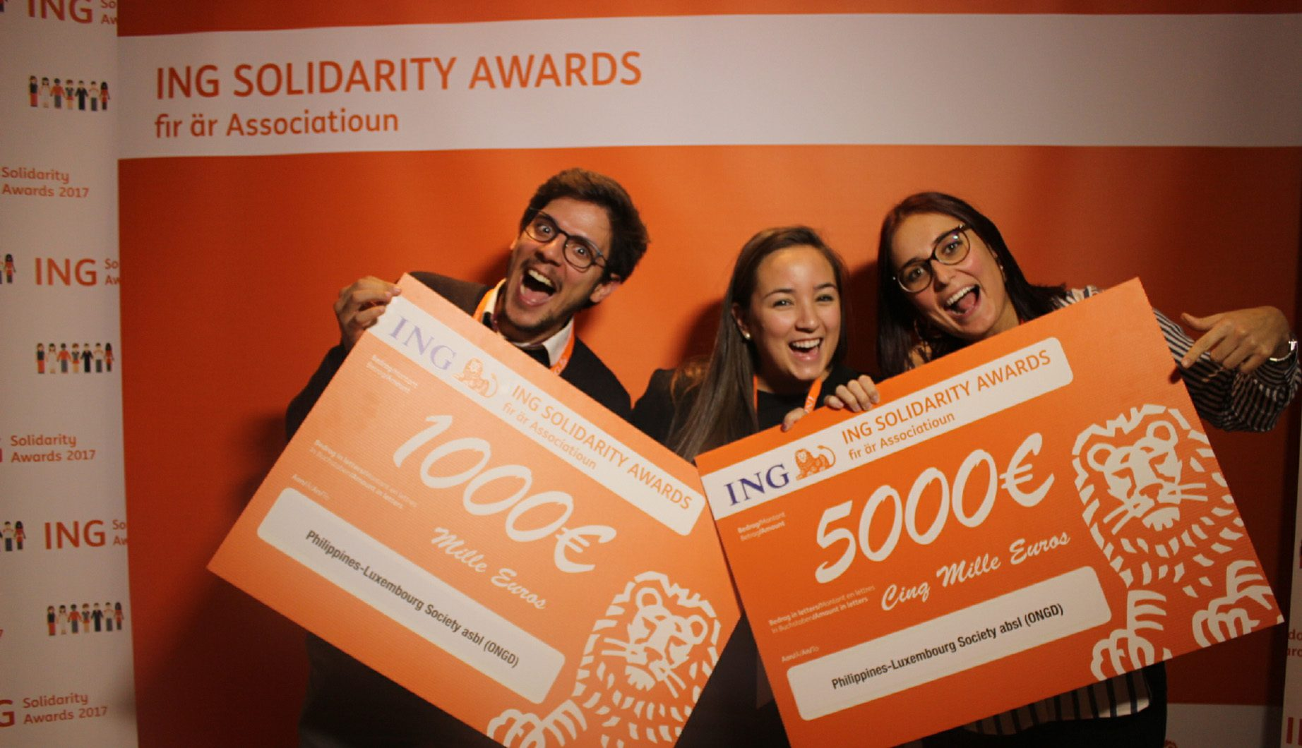 ING Solidarity Awards 2017
