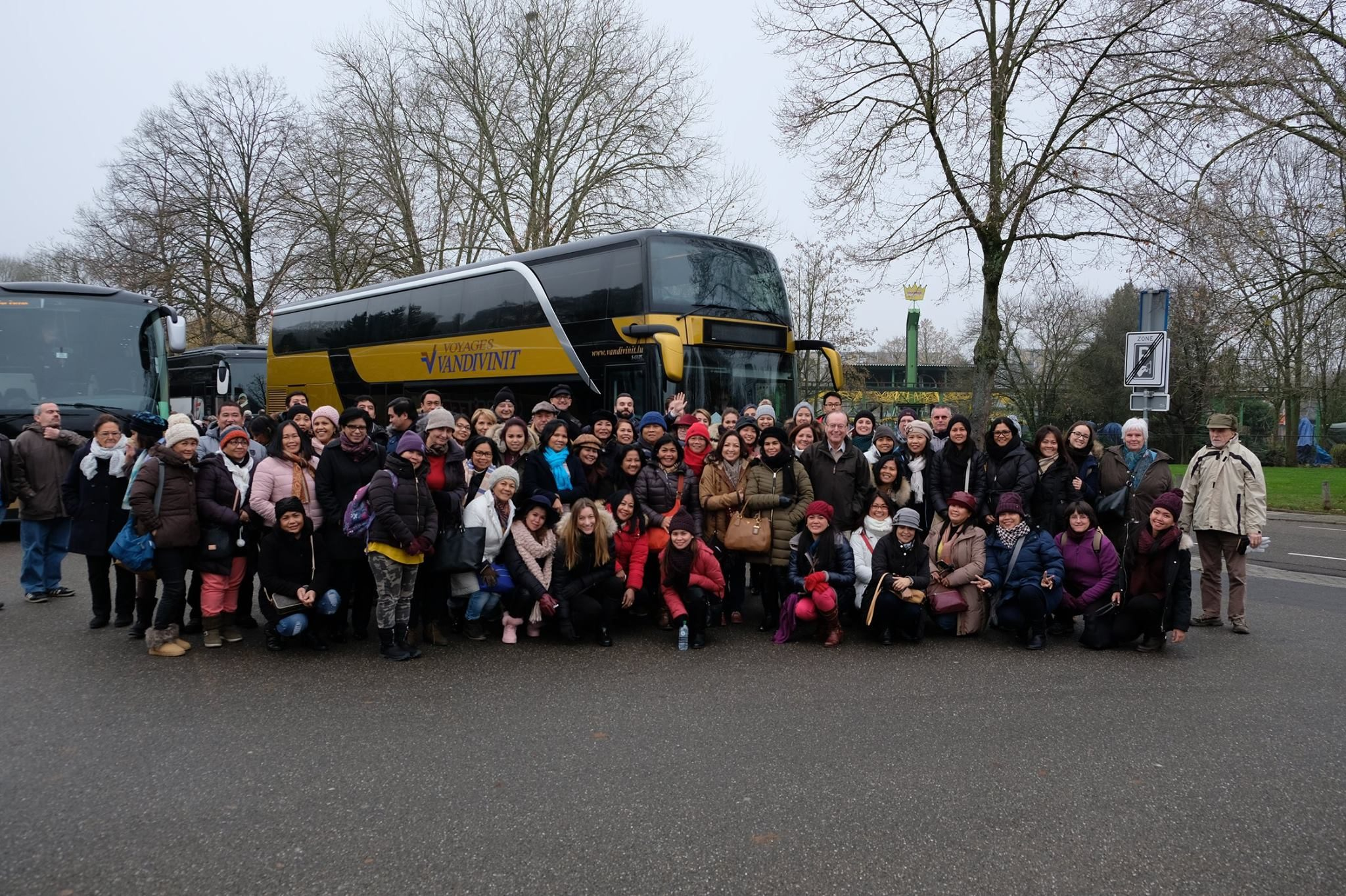 Valkenburg Christmas Market Bus Trip