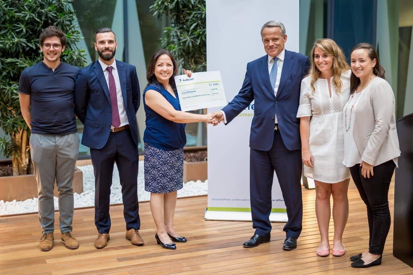 Banque Raiffeisen Donation 2018